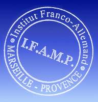IFAMP cours formation Allemand Marseille tarif prix